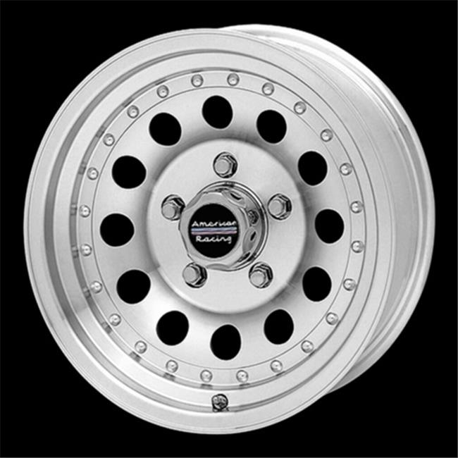Wheel Pros AR625765 Outlaw Ii Wheel - Machined With Clearcoat, 5 x 4. 5