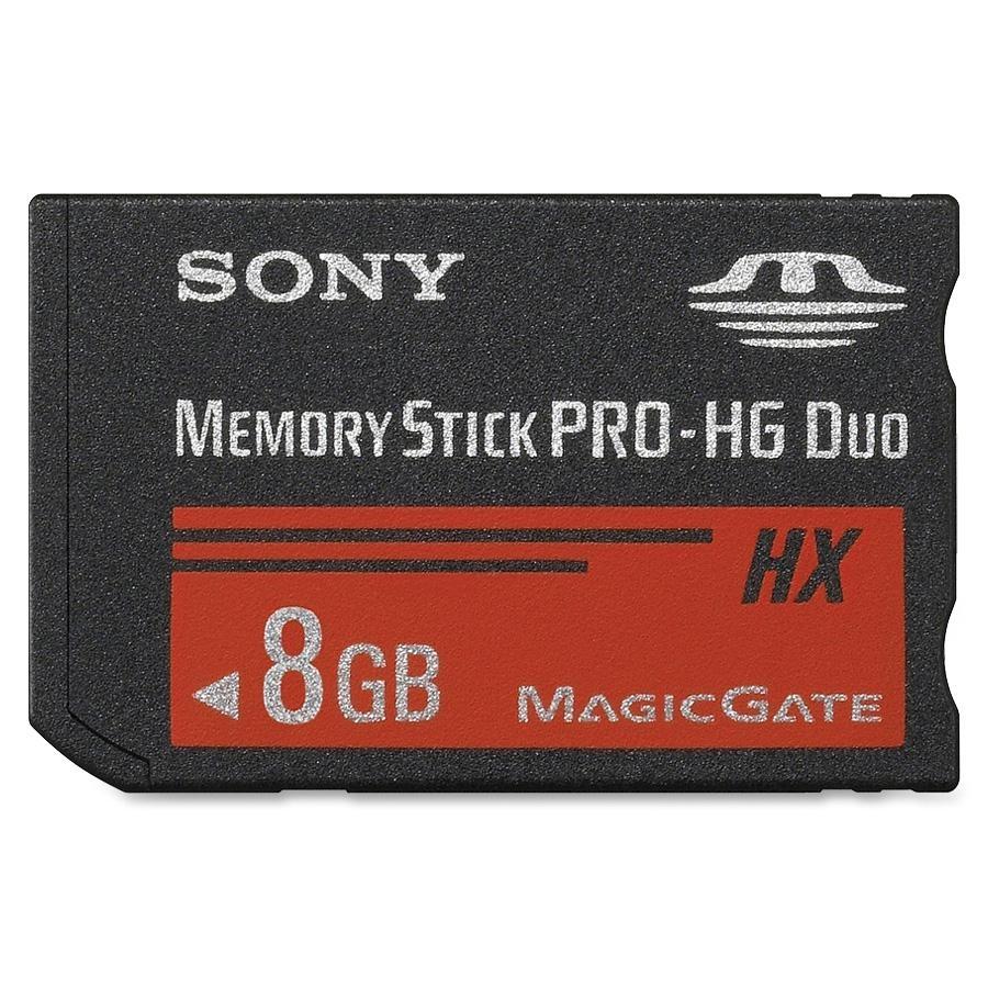 Sony 8GB PRO-HG Duo HX Hi-Speed Memory Stick