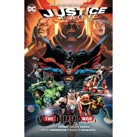 Justice League Vol. 8: Darkseid War Part 2](Justice League War Wallpaper)