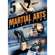 5-Movie Martial Arts Collection: East Meets West ( (DVD)) by ECHO BRIDGE ACQUISITION CORP