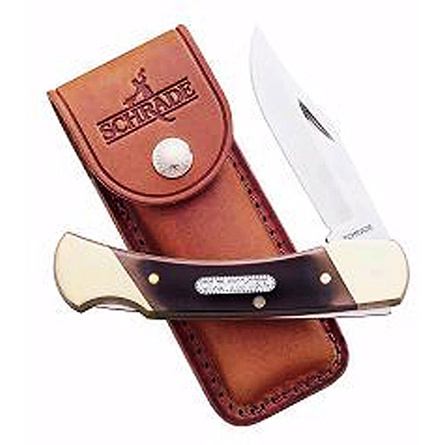 Cave Bear Old Timer Folding Single Blade