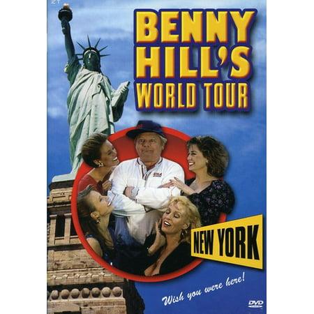 Benny Hill's World Tour: New York (DVD) - York Halloween Tours