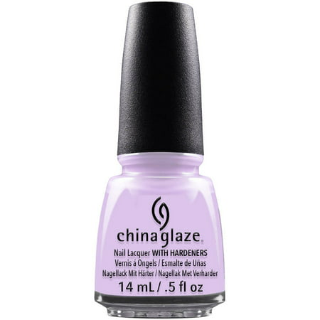 China Glaze Nail Lacquer with Hardeners, Sweet Hook, 0.5 fl oz