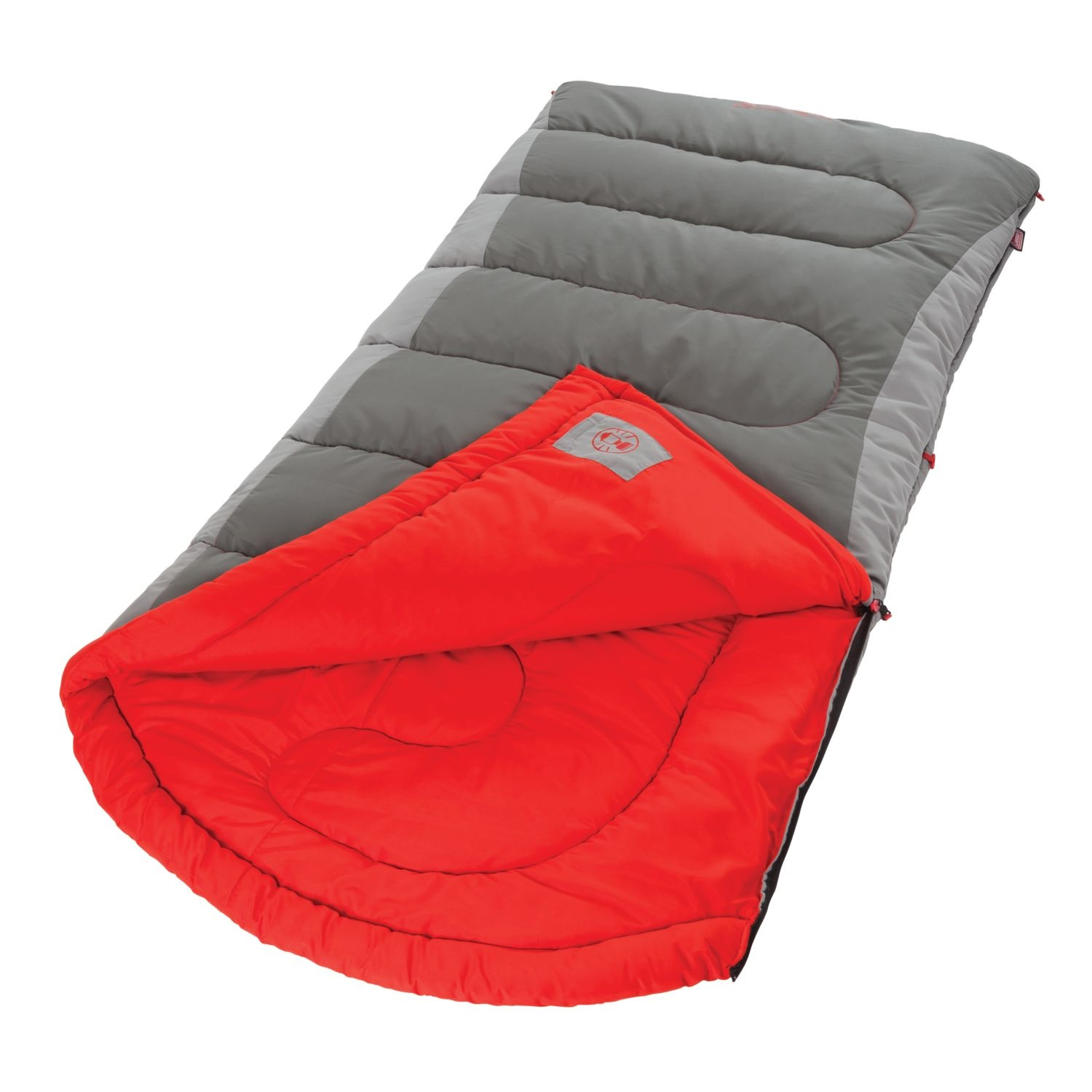 Coleman Dexter Point 50 Contoured Sleeping Bag Big and Tall by COLEMAN
