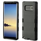 For Samsung Galaxy Note 8 TUFF Hybrid Hard Silicone Phone Protector Cover Case
