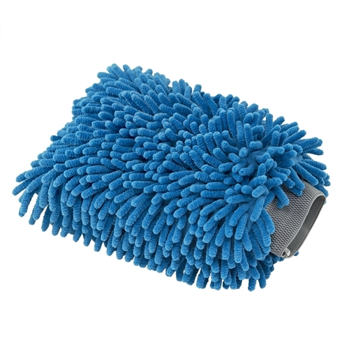 Chemical Guys MIC497 Blue Microfiber Wash Mitt, 1 Pack