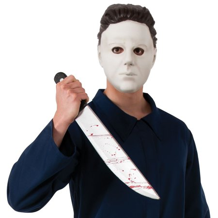 Michael Myers Mask Adult Costume Accessory - Halloween 2017 Michael Myers Mask