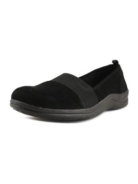 Easy Street Lovey   Round Toe Suede  Loafer