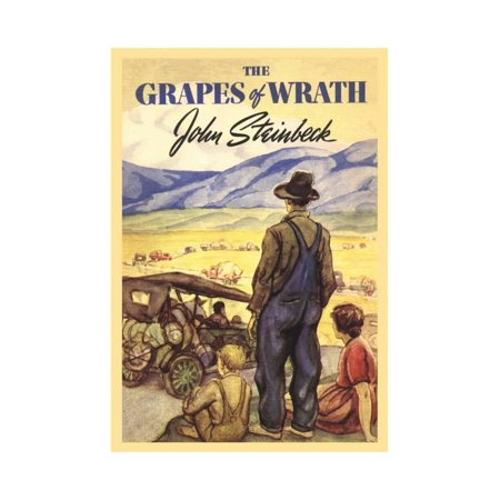 The Grapes Of Wrath Print Wall Art By Elmer Stanley Hader