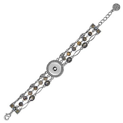 Gemstone Morning Mist Bracelet SN90-36
