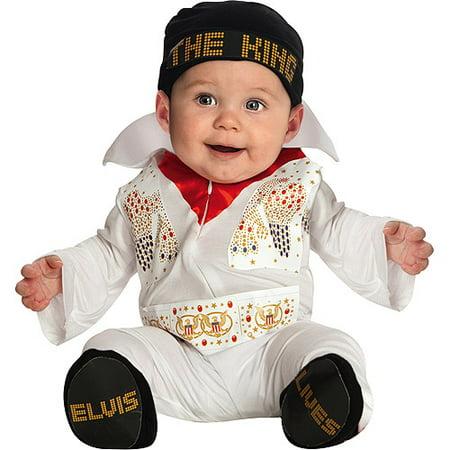 Elvis Onesie 0-6 Months Halloween Costume