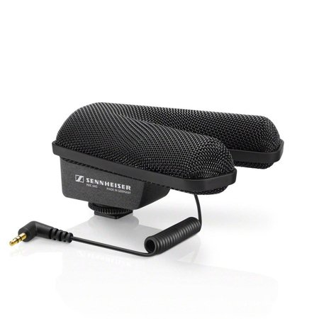 Sennheiser MKE 440 Compact Stereo Shotgun Microphone (Sennheiser Shotgun Microphone)