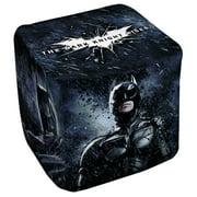 Dark Knight Rises Dark Stormy Knight Cube(Ottoman) White 18X18X18