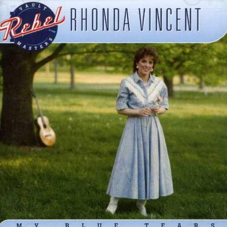 Rhonda Vincent - My Blue Tears (CD) - image 1 of 1