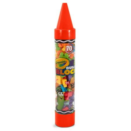 Crayola Kids@Work 70-Piece Blocks in 36