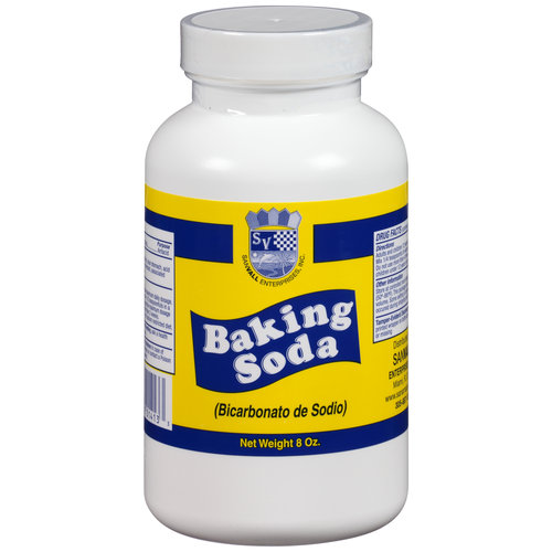 Sanvall Enterprises Inc Baking Soda, 8 oz