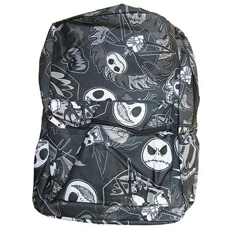 Nightmare Before Christmas Jack Skellington Backpack W15