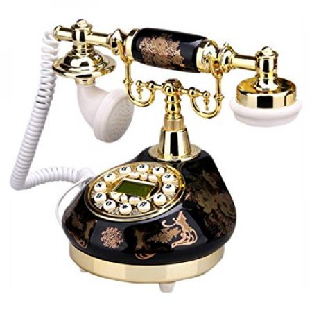 Telpal Corded Old Fashion Antique Telephone Decor 1960
