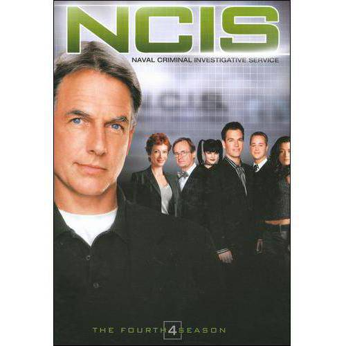 NCIS: The Complete Fourth Season (Widescreen)