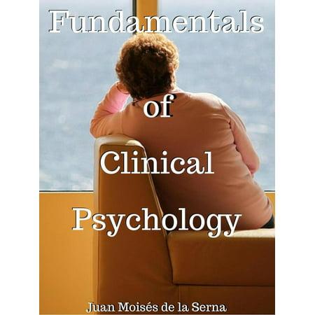 Fundamentals of Clinical Psychology - eBook