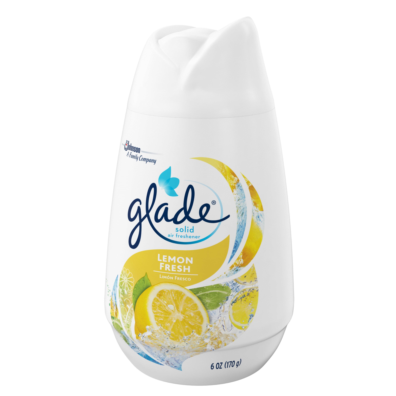 Glade Cone Air Freshener, Lemon Fresh, 6.0 Oz. - Walmart.com