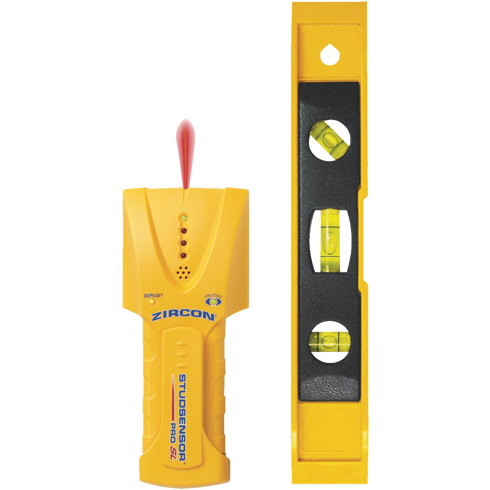 Zircon StudSensor Pro SL Stud Finder with Level by Zircon