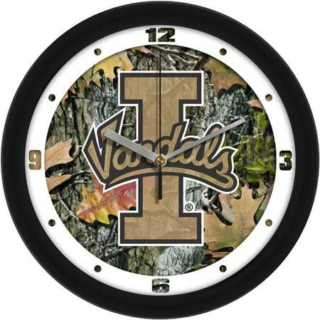 Idaho Camo Wall Clock