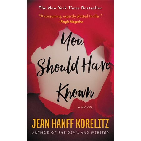 You Should Have Known : Now on HBO as the Limited Series the Undoing (Paperback)