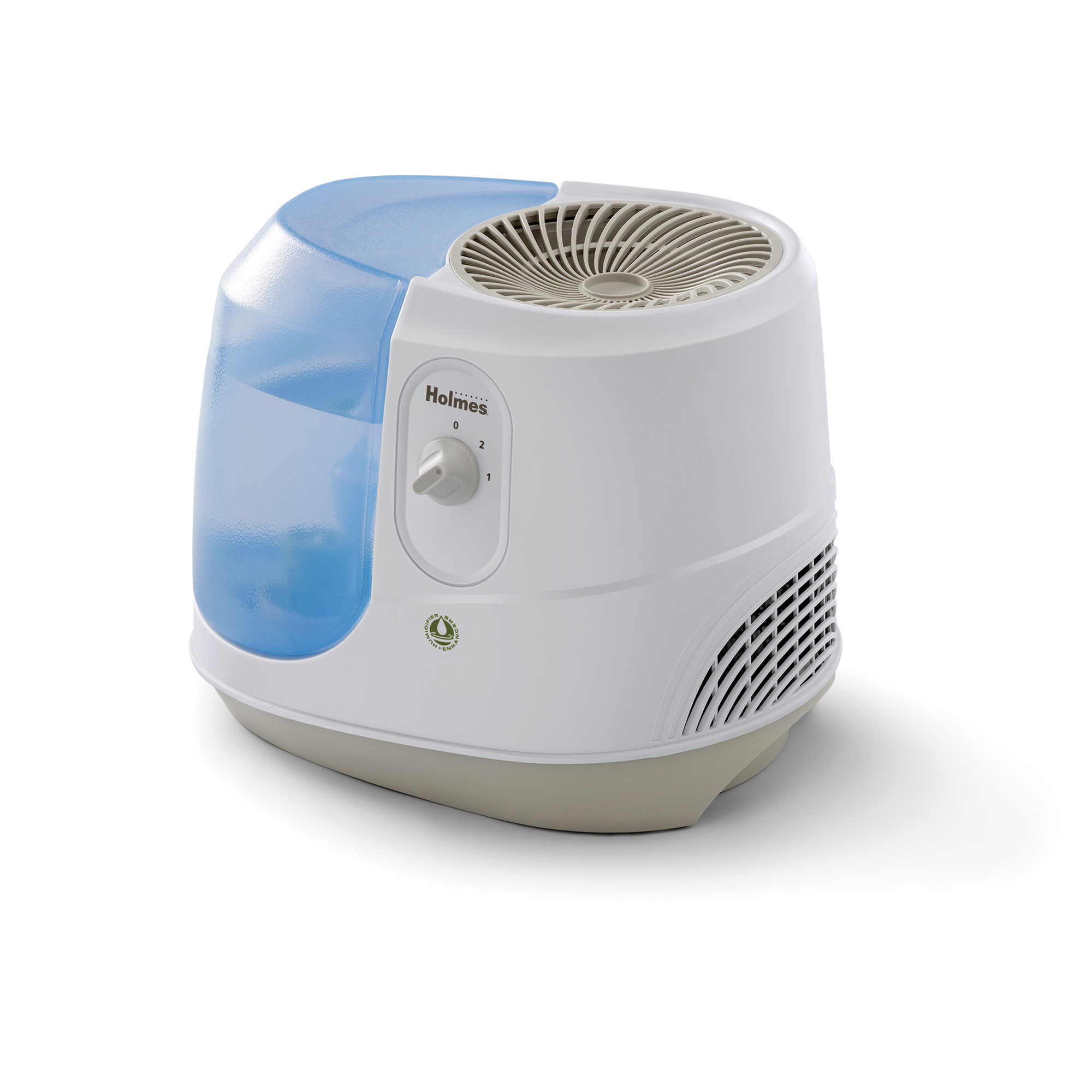 Holmes Cool Mist Humidifier For Small Rooms White Walmart Com Walmart Com