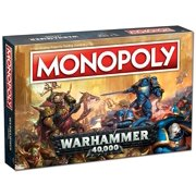 Warhammer 40,000 Monopoly Board Game