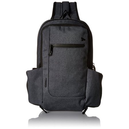 Travelon Anti-Theft Urban Sling Bag-Slate Anti-Theft Urban Sling ...