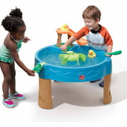 Step2 Duck Pond Water Table With 7 Piece Water Toy Accessory Set