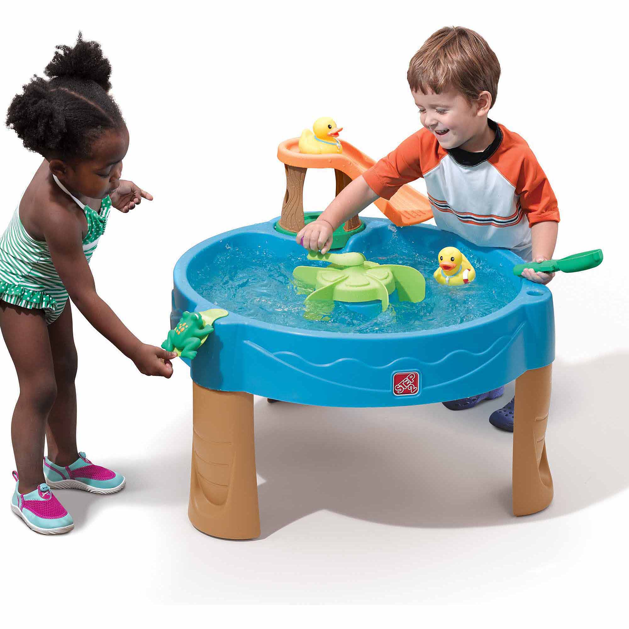 Step2 Duck Pond Water Table with Water Toys