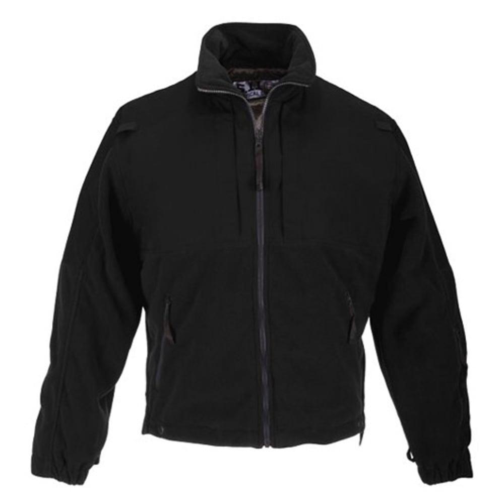 Fleece Jacket, Black by 5.11 Tactical