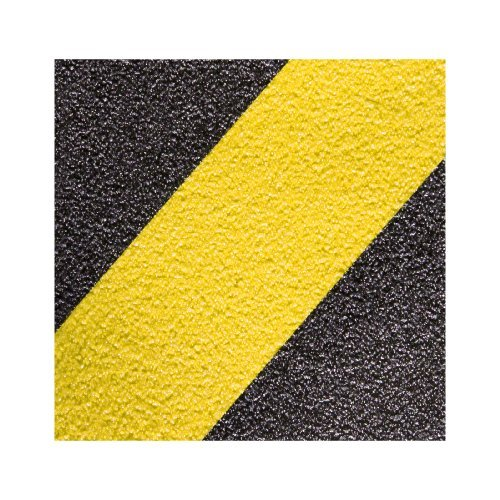 ANTI-SKID TREADS POLYESTER YELLOW/BL 6 INX60'