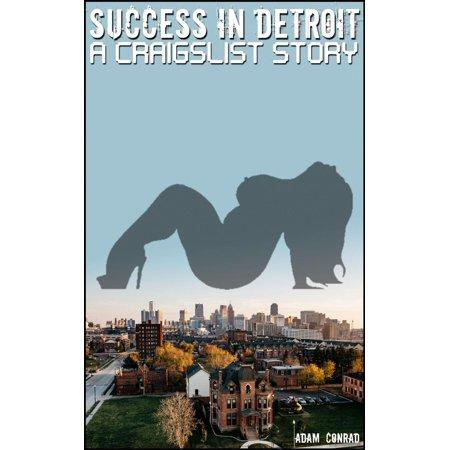 Craigslist: Success in Detroit - eBook ()