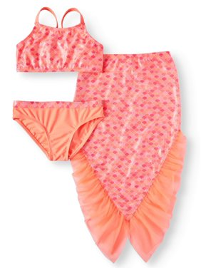 814d2b8f9 Little Girls Swimwear - Walmart.com