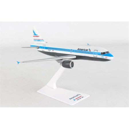 Flight Miniatures Lp0029ps A319 American   Psa A319 1 200 Heritage Livery Model Airplane