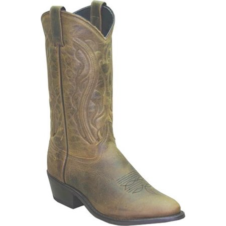 Abilene Sage - Abilene Men's Sage By Oiled Cowhide Olive Boot  - 3051
