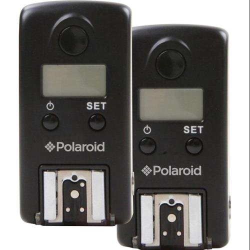 Polaroid 2.4GHz 99 Channel Wireless Remote Flash Trigger System for Nikon Camera