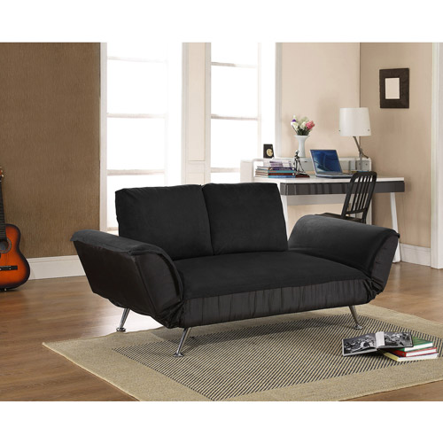 Futon Couch Bed Roselawnlutheran Mainstays Contempo