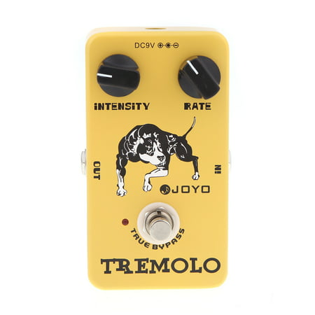 Joyo JF-09 Tremolo Guitar Effect Pedal True -