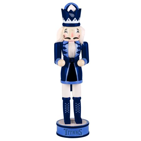 Kids Nutcracker - Forever Collectibles - Holiday Nutcracker V2, Tennessee Titans