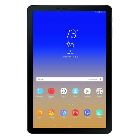 SAMSUNG Galaxy Tab S4 10.5u0022 64GB Tablet with S Pen, Black - SM-T830NZKAXAR