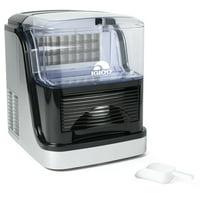 Igloo ICEC33SB Large Capacity Clear Ice Cube Maker 33 lb Deals