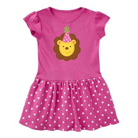 Jungle Dress For Kids (Lion Jungle Birthday Toddler)