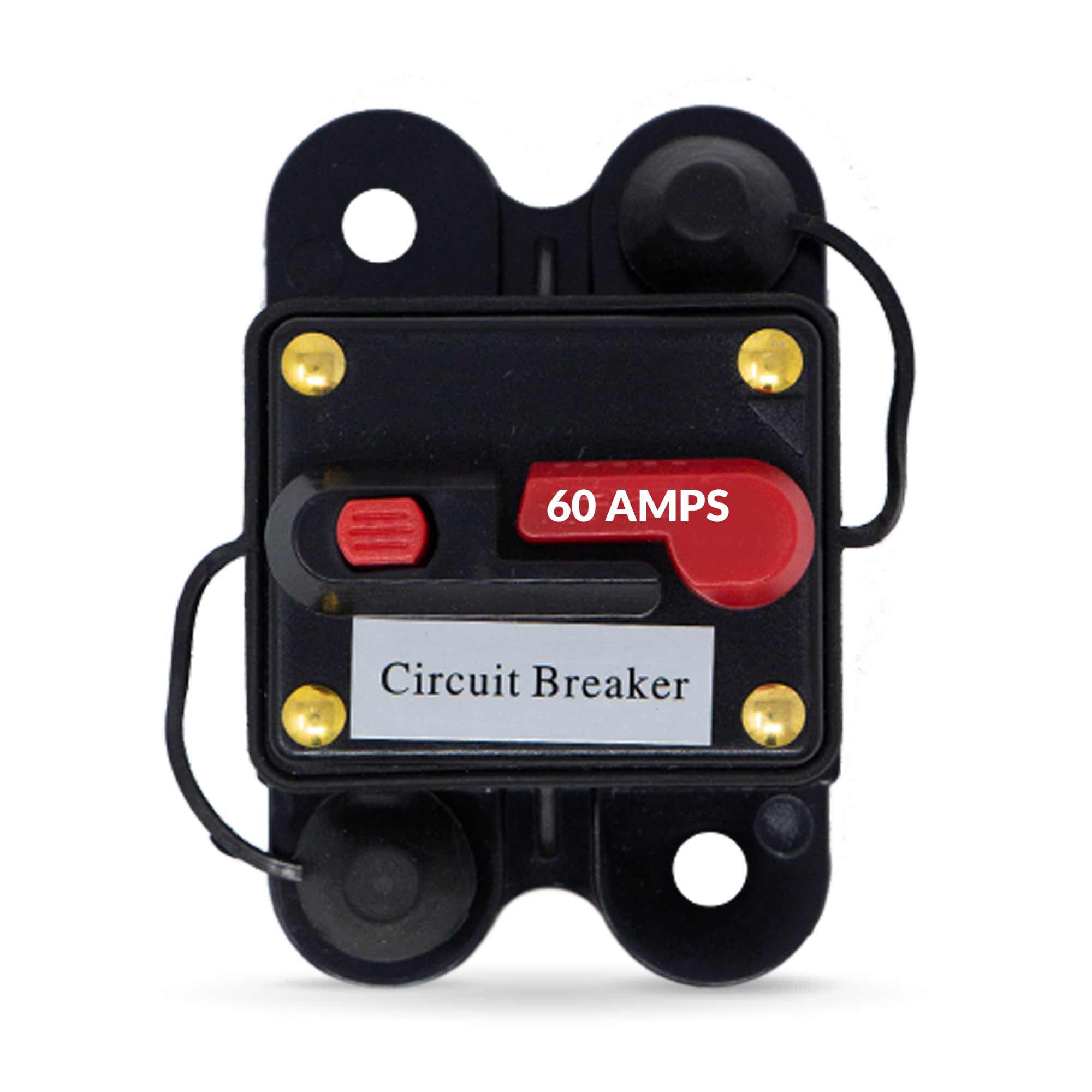 Five Oceans Marine circuit breaker (60amp) for Anchor Windlass FO-3295