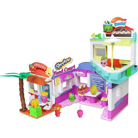 Shopkins Kinstruction Deluxe Food Court