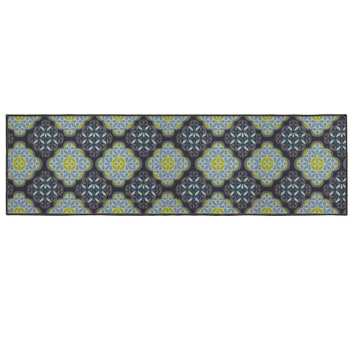 Structures Olivia Textured Printed Accent Rug