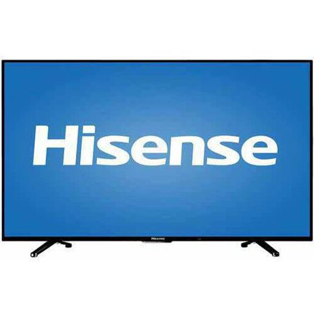 "Hisense 50H5GB 50"" Class (49.5 Diag.) LED 1080p Smart HDTV Black"